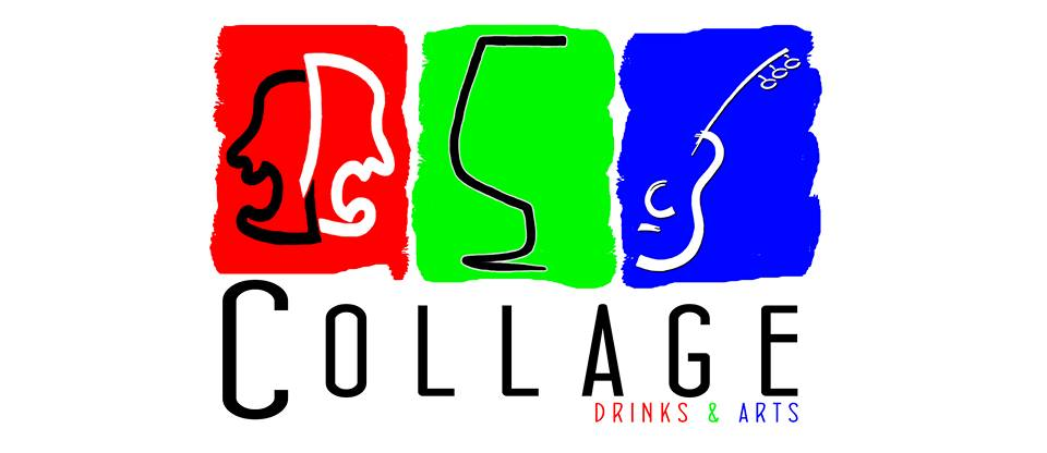 Collage Drinks and Arts