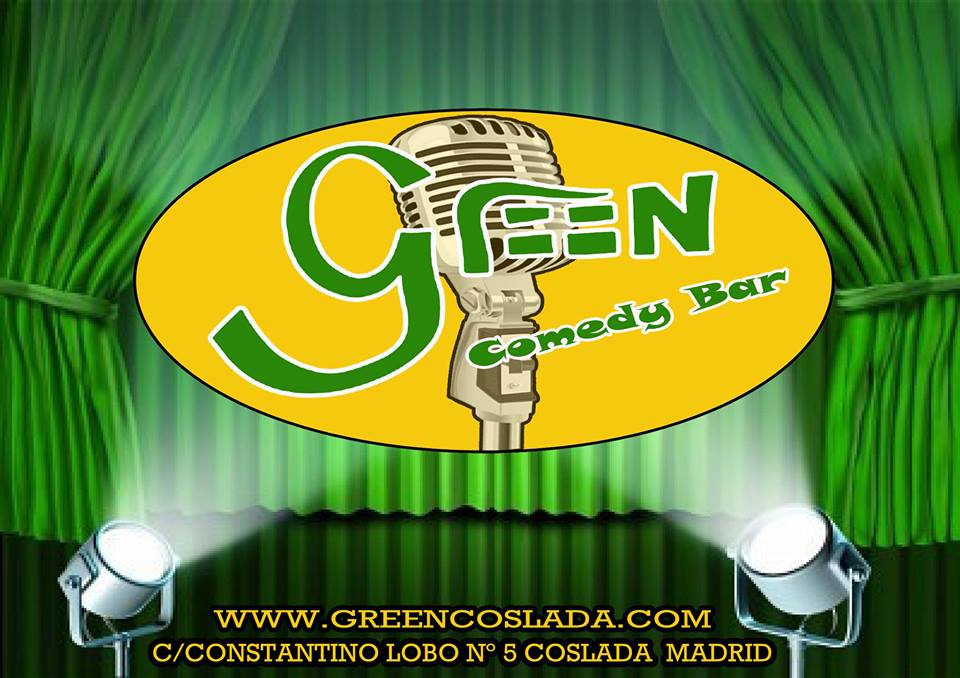 Green Comedy Bar